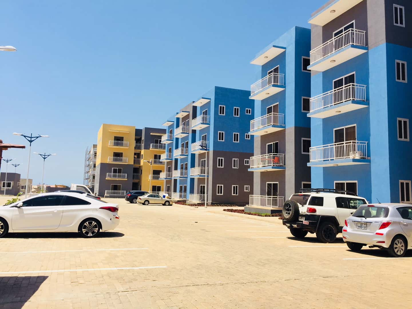2 bedroom apartment for sale in Ghana