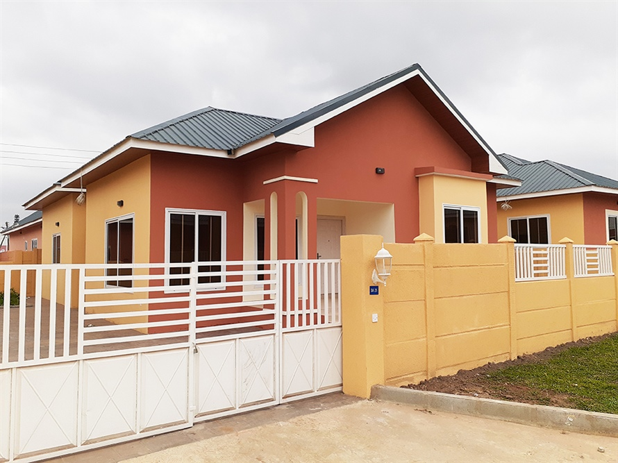 3 Bedroom house for sale in Accra Ghana