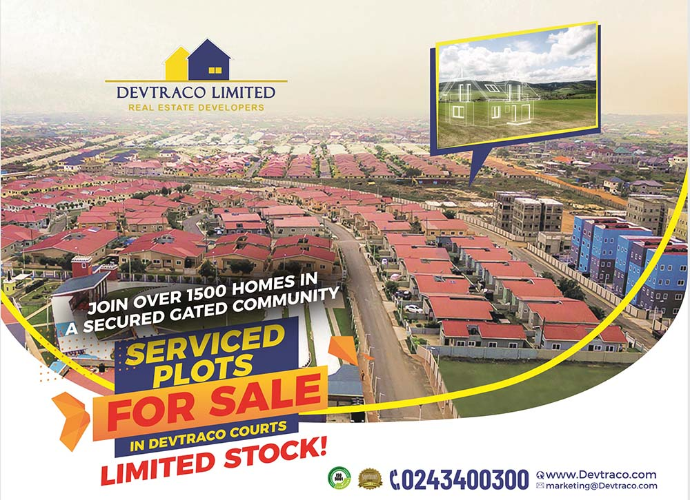 Land for Sale at Accra Ghana
