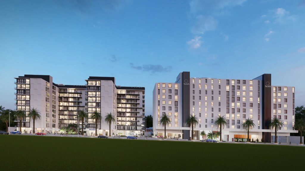 NOVA apartments Devtraco Plus