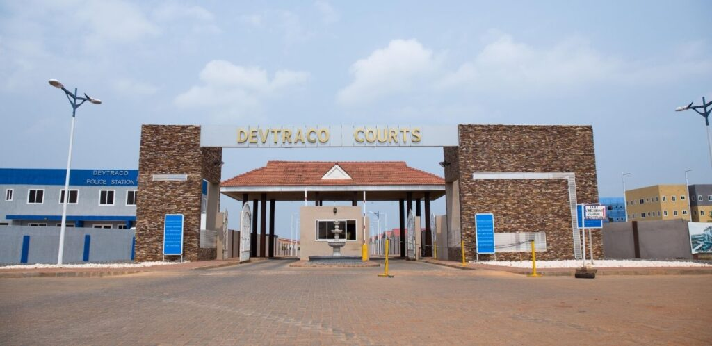 Devtraco Court Gated Community